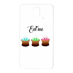 Eat Me Cupcakes Samsung Galaxy Note 3 N9005 Hardshell Back Case