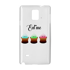 Eat Me Cupcakes Samsung Galaxy Note 4 Hardshell Case