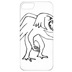 Monster Bird Drawing Apple iPhone 5 Classic Hardshell Case