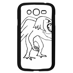 Monster Bird Drawing Samsung Galaxy Grand DUOS I9082 Case (Black)
