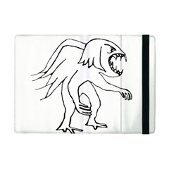 Monster Bird Drawing iPad Mini 2 Flip Cases