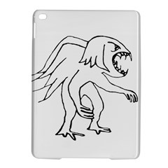 Monster Bird Drawing iPad Air 2 Hardshell Cases