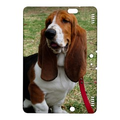 Basset Hound Sitting  Kindle Fire HDX 8.9  Hardshell Case