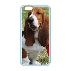 Basset Hound Sitting  Apple Seamless iPhone 6/6S Case (Color)