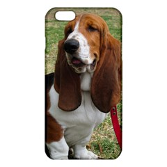 Basset Hound Sitting  iPhone 6 Plus/6S Plus TPU Case