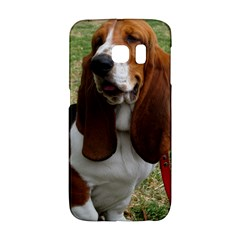 Basset Hound Sitting  Galaxy S6 Edge