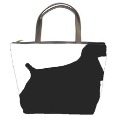 Cocker Spaniel Silo  Bucket Bags