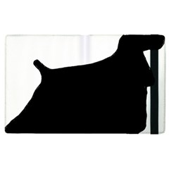 Cocker Spaniel Silo  Apple iPad 2 Flip Case
