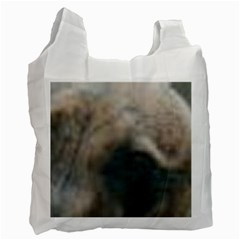 Whippet Brindle Eyes  Recycle Bag (Two Side)