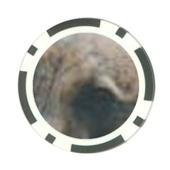 Whippet Brindle Eyes  Poker Chip Card Guards (10 pack)