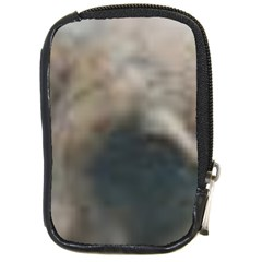 Whippet Brindle Eyes  Compact Camera Cases