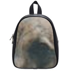 Whippet Brindle Eyes  School Bags (Small)