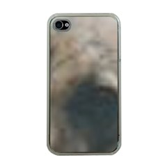 Whippet Brindle Eyes  Apple iPhone 4 Case (Clear)