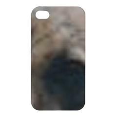 Whippet Brindle Eyes  Apple iPhone 4/4S Hardshell Case
