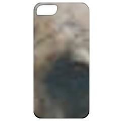 Whippet Brindle Eyes  Apple iPhone 5 Classic Hardshell Case