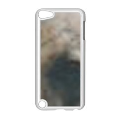 Whippet Brindle Eyes  Apple iPod Touch 5 Case (White)