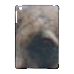 Whippet Brindle Eyes  Apple iPad Mini Hardshell Case (Compatible with Smart Cover)