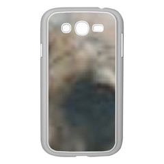 Whippet Brindle Eyes  Samsung Galaxy Grand DUOS I9082 Case (White)