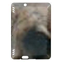 Whippet Brindle Eyes  Kindle Fire HDX Hardshell Case