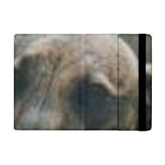 Whippet Brindle Eyes  iPad Mini 2 Flip Cases