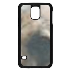 Whippet Brindle Eyes  Samsung Galaxy S5 Case (Black)