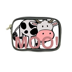 Moo Cow Cartoon  Coin Purse