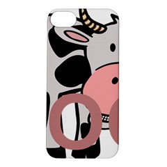 Moo Cow Cartoon  Apple iPhone 5S/ SE Hardshell Case