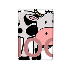 Moo Cow Cartoon  iPad Mini 2 Hardshell Cases