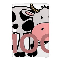 Moo Cow Cartoon  Samsung Galaxy Tab Pro 10.1 Hardshell Case