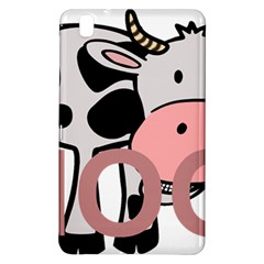 Moo Cow Cartoon  Samsung Galaxy Tab Pro 8.4 Hardshell Case