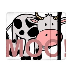 Moo Cow Cartoon  Samsung Galaxy Tab Pro 8.4  Flip Case