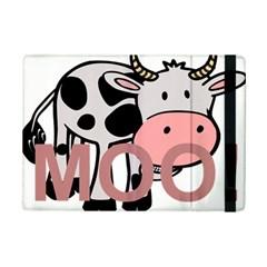 Moo Cow Cartoon  iPad Mini 2 Flip Cases