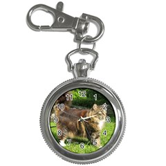 Norwegian Forest Cat Full  Key Chain Watches