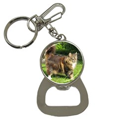 Norwegian Forest Cat Full  Button Necklaces