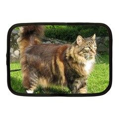 Norwegian Forest Cat Full  Netbook Case (Medium)