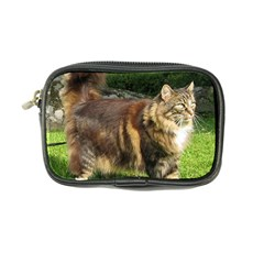 Norwegian Forest Cat Full  Coin Purse