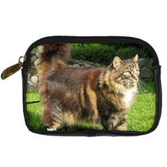 Norwegian Forest Cat Full  Digital Camera Cases