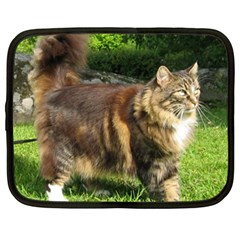 Norwegian Forest Cat Full  Netbook Case (XXL)