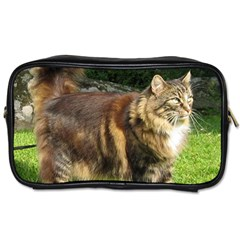 Norwegian Forest Cat Full  Toiletries Bags 2-Side