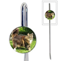 Norwegian Forest Cat Full  Book Mark