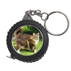 Norwegian Forest Cat Full  Measuring Tapes