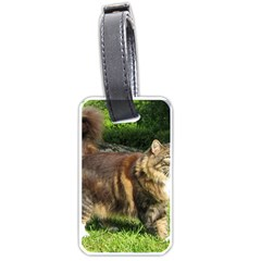 Norwegian Forest Cat Full  Luggage Tags (One Side)