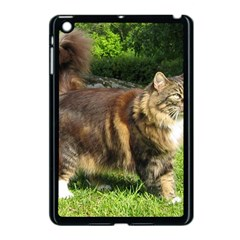 Norwegian Forest Cat Full  Apple iPad Mini Case (Black)