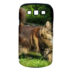 Norwegian Forest Cat Full  Samsung Galaxy S III Classic Hardshell Case (PC+Silicone)