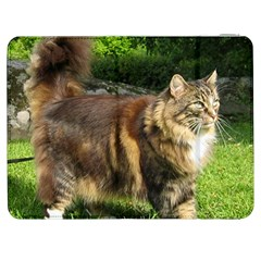 Norwegian Forest Cat Full  Samsung Galaxy Tab 7  P1000 Flip Case