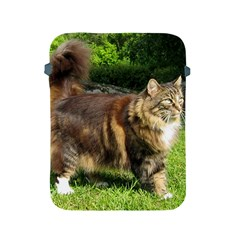Norwegian Forest Cat Full  Apple iPad 2/3/4 Protective Soft Cases