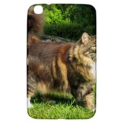 Norwegian Forest Cat Full  Samsung Galaxy Tab 3 (8 ) T3100 Hardshell Case