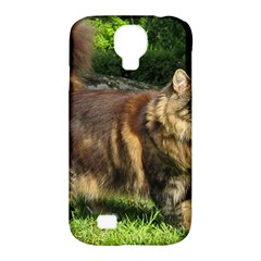 Norwegian Forest Cat Full  Samsung Galaxy S4 Classic Hardshell Case (PC+Silicone)