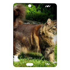 Norwegian Forest Cat Full  Amazon Kindle Fire HD (2013) Hardshell Case