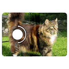 Norwegian Forest Cat Full  Kindle Fire HDX Flip 360 Case